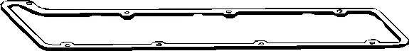 Прокладка, крышка головки цилиндра ELRING 752.193