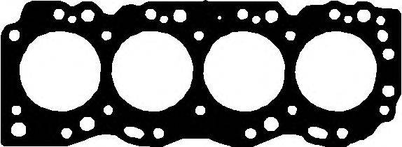 Прокладка, головка цилиндра ELRING 752.763