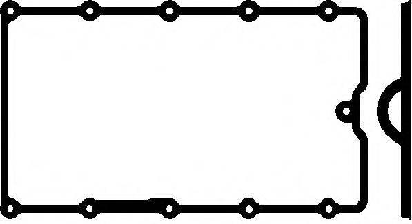 Прокладка, крышка головки цилиндра ELRING 005.911