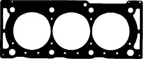 Прокладка, головка цилиндра ELRING 470.732