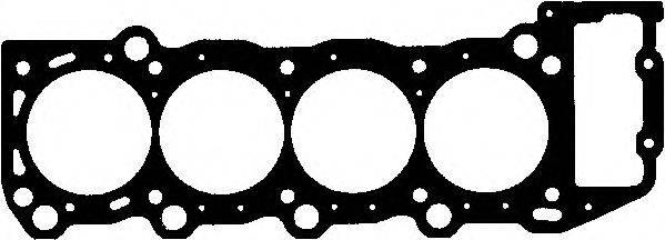 Прокладка, головка цилиндра ELRING 009.850
