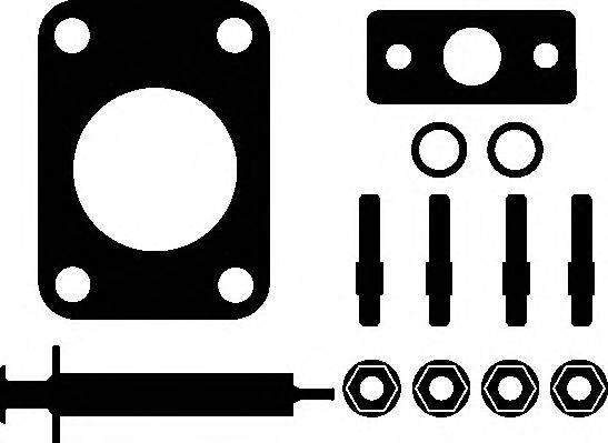 Монтажный комплект, компрессор ELRING 745.120