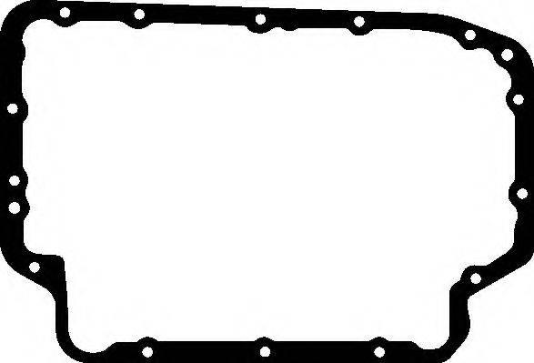 Прокладка, маслянный поддон ELRING 745.180
