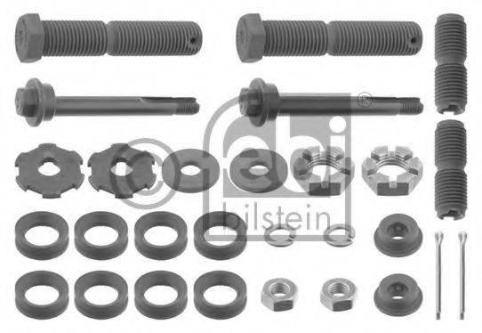 Монтажный комплект, рычаг независимой подвески колеса FEBI BILSTEIN 01119