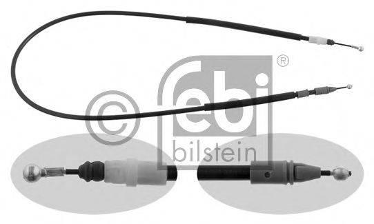 Трос, стояночная тормозная система FEBI BILSTEIN 33167