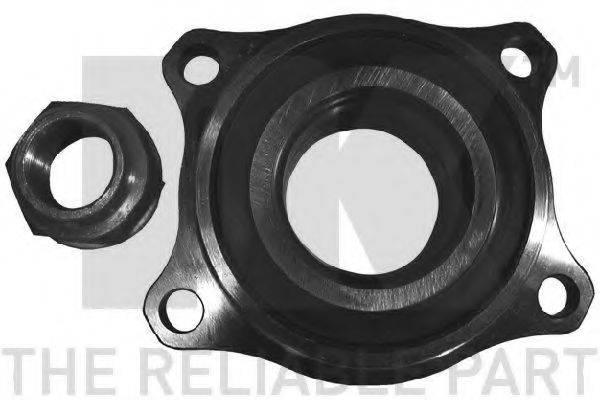 Комплект подшипника ступицы колеса NK 751006