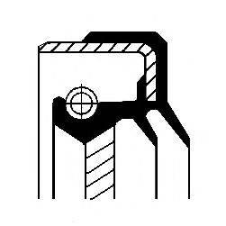 Уплотняющее кольцо, дифференциал CORTECO 01034108B