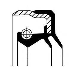 Уплотняющее кольцо, раздаточная коробка CORTECO 01029917B
