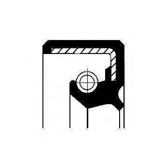 Уплотнительное кольцо CORTECO 01033941B