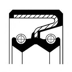 Уплотнительное кольцо CORTECO 01002238B