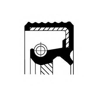 Уплотнительное кольцо CORTECO 01032122B