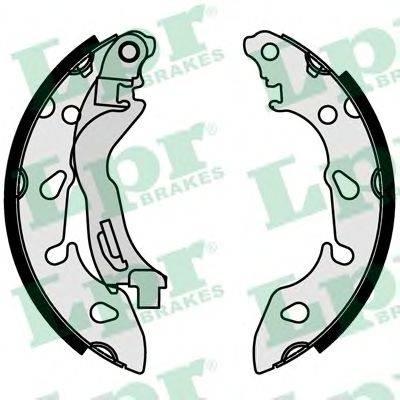 Комплект тормозных колодок LPR 01088