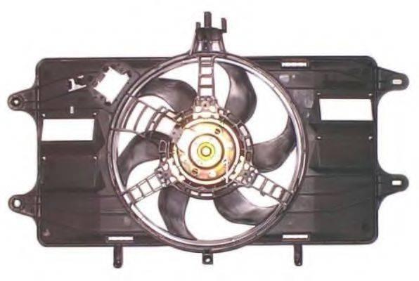 Вентилятор, охлаждение двигателя NRF 47230