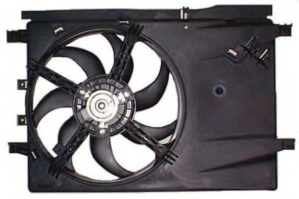 Вентилятор, охлаждение двигателя NRF 47235