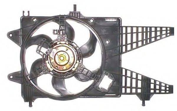 Вентилятор, охлаждение двигателя NRF 47254