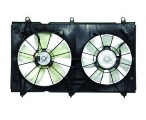 Вентилятор, охлаждение двигателя NRF 47269
