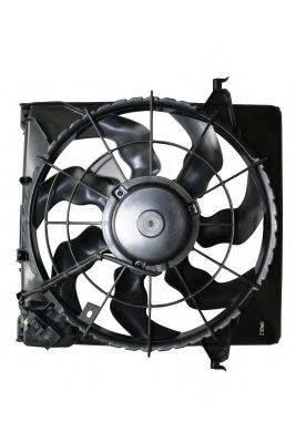 Вентилятор, охлаждение двигателя NRF 47278
