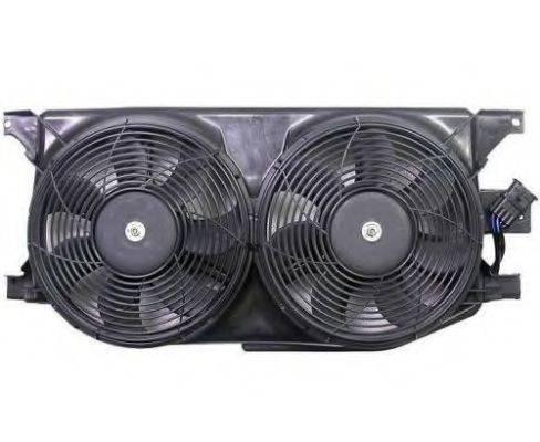 Вентилятор, охлаждение двигателя NRF 47295