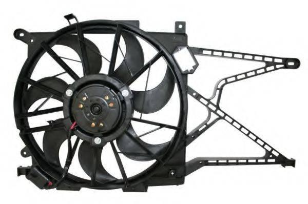 Вентилятор, охлаждение двигателя NRF 47308