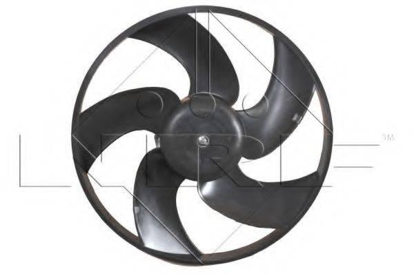 Вентилятор, охлаждение двигателя NRF 47321