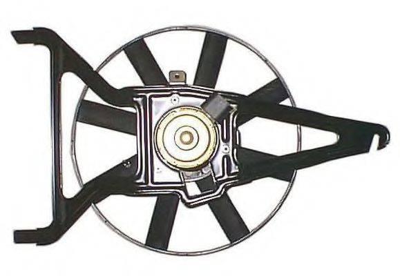 Вентилятор, охлаждение двигателя NRF 47326