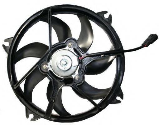 Вентилятор, охлаждение двигателя NRF 47339