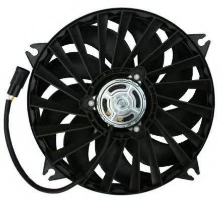 Вентилятор, охлаждение двигателя NRF 47340