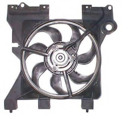 Вентилятор, охлаждение двигателя NRF 47349