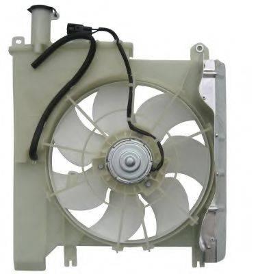 Вентилятор, охлаждение двигателя NRF 47357