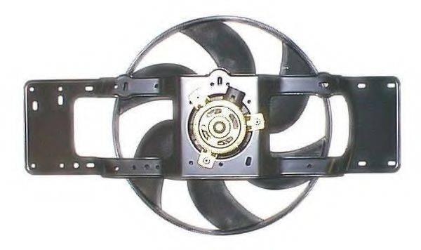 Вентилятор, охлаждение двигателя NRF 47358