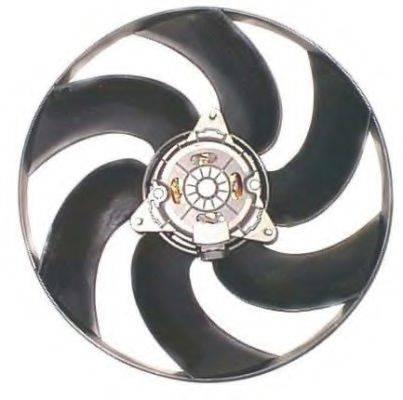 Вентилятор, охлаждение двигателя NRF 47359
