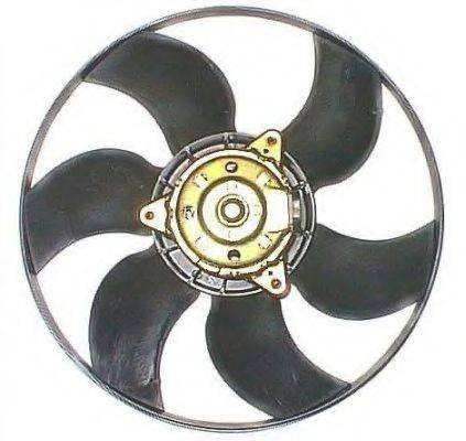 Вентилятор, охлаждение двигателя NRF 47362