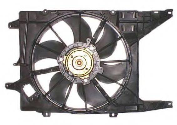 Вентилятор, охлаждение двигателя NRF 47367