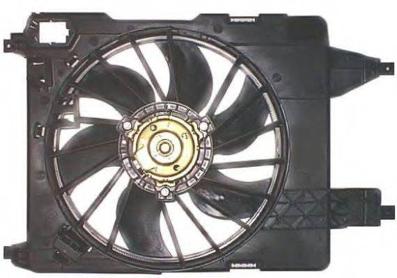 Вентилятор, охлаждение двигателя NRF 47368