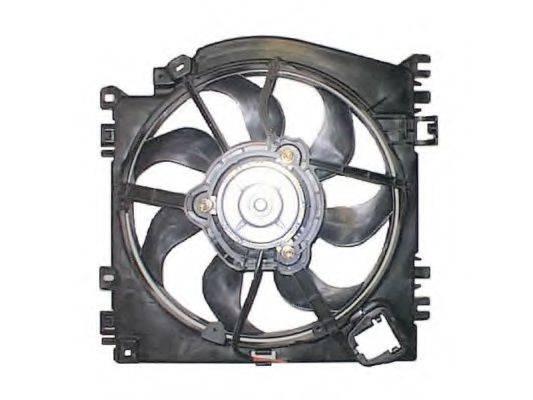 Вентилятор, охлаждение двигателя NRF 47371