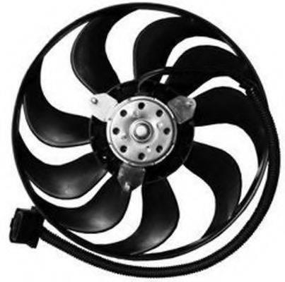 Вентилятор, охлаждение двигателя NRF 47376