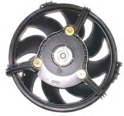Вентилятор, охлаждение двигателя NRF 47385