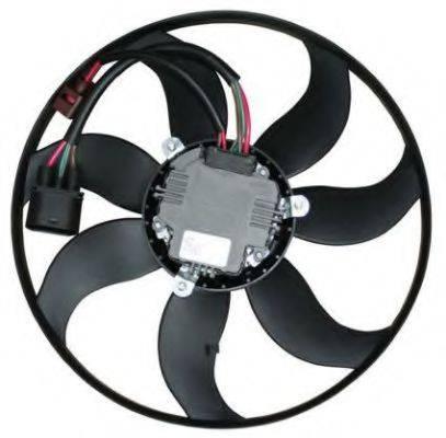 Вентилятор, охлаждение двигателя NRF 47389