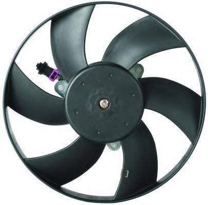 Вентилятор, охлаждение двигателя NRF 47416