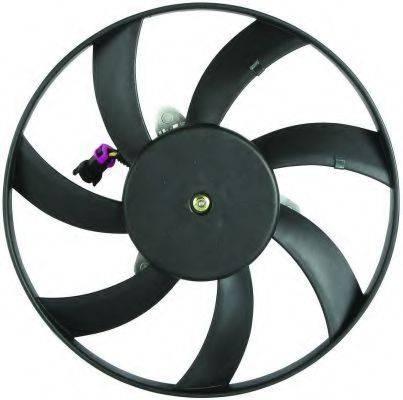 Вентилятор, охлаждение двигателя NRF 47417