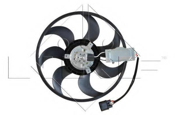 Вентилятор, охлаждение двигателя NRF 47588