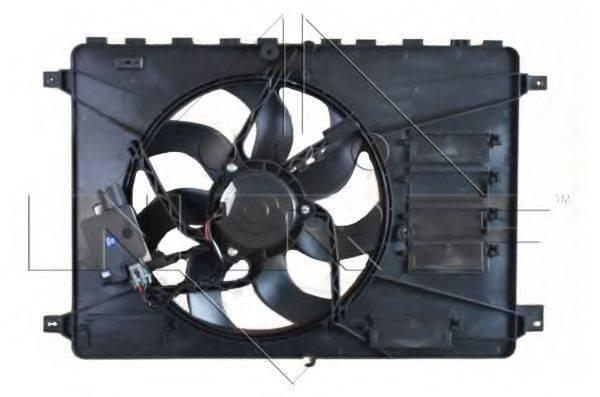Вентилятор, охлаждение двигателя NRF 47593