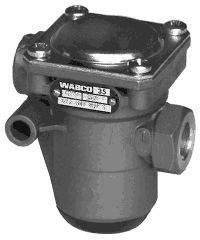 Клапан ограничения давления WABCO 475 015 018 0