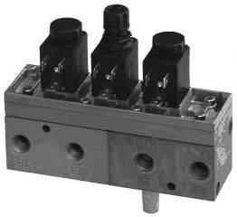 Электромагнитный клапан WABCO 472 600 022 0