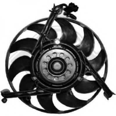 Вентилятор, охлаждение двигателя DIEDERICHS 8227010