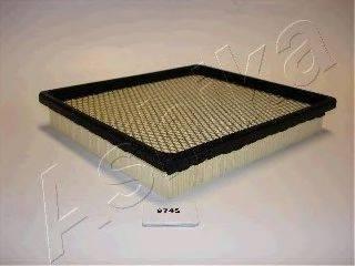 Воздушный фильтр ASHIKA 20-09-974