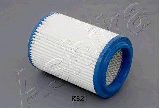 Воздушный фильтр ASHIKA 20-0K-K32