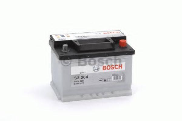 Стартерная аккумуляторная батарея; Стартерная аккумуляторная батарея BOSCH 0 092 S30 041
