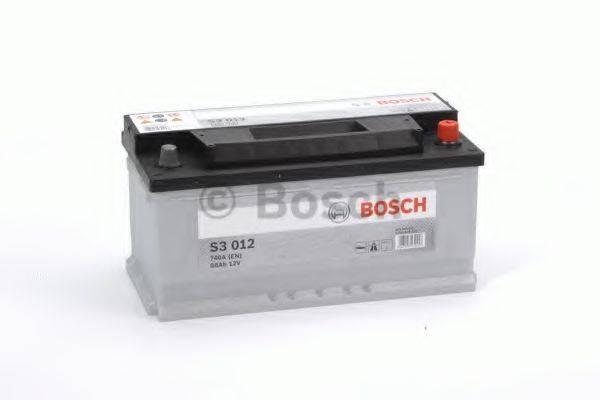 Стартерная аккумуляторная батарея; Стартерная аккумуляторная батарея BOSCH 0 092 S30 120