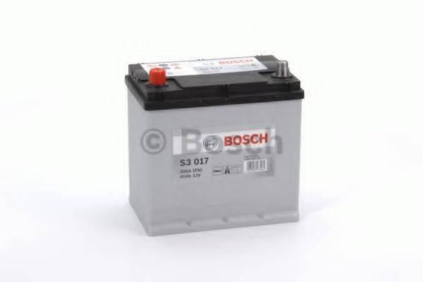 Стартерная аккумуляторная батарея; Стартерная аккумуляторная батарея BOSCH 0 092 S30 170